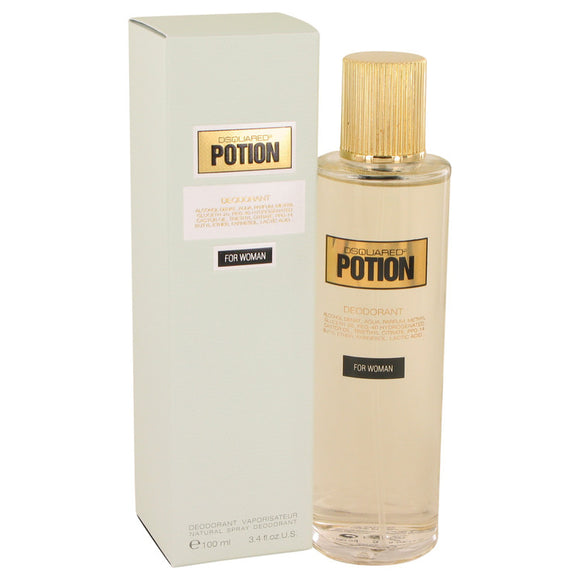 Potion Dsquared2 Deodorant Spray By Dsquared2 For Women