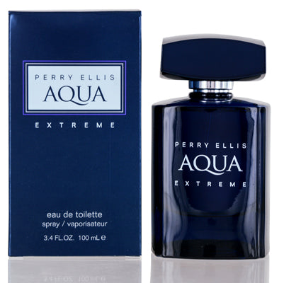 Perry Ellis Aqua Extreme by Perry Ellis Edt Spray For Men