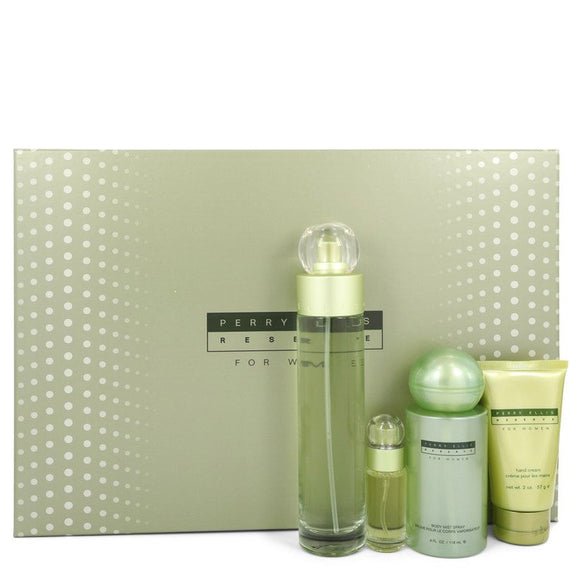Perry Ellis Reserve Gift Set By Perry Ellis For Women