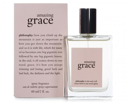 Amazing Grace by Philosophy Edt Spray For Women