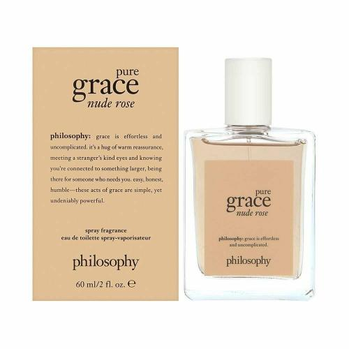 Pure Grace Nude Rose by Philosophy Edt Spray For Women