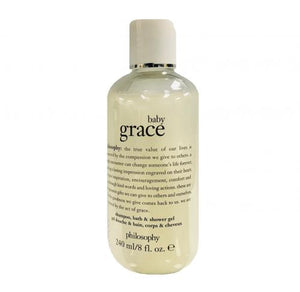 Baby Grace by Philosophy Shampoo Bath & Shower Gel Unisex For Men and women 8 oz