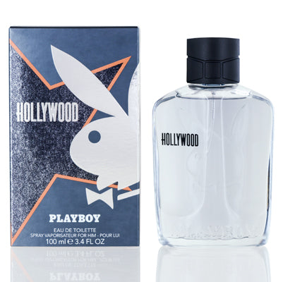 Shop for authentic Playboy Hollywood Coty Edt Spray 3.4 Oz (100 Ml)  For Men at Diaries of Paris