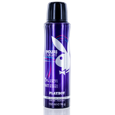 Shop for authentic Playboy Endless Night Coty Deodorant Spray Perfumed 5.0 Oz (150 Ml) For Women at Diaries of Paris