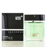 Presence For Men by Mont Blanc Edt Spray For Men