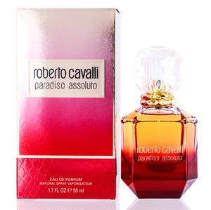 Paradiso Assoluto by Roberto Cavalli Edp Spray For Women