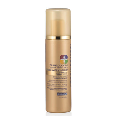 Pureology Nano Works Gold Pureology Shampoo 6.8 Oz (200 Ml)