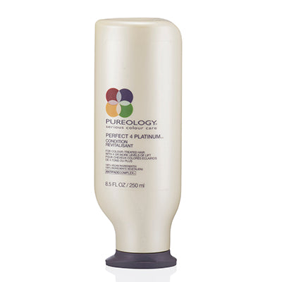 Pureology 4 Platinum  Pureology Conditioner 8.5 Oz (240 Ml)