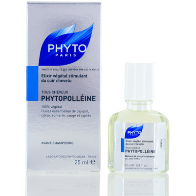 Phyto Phytopolleine Botanical Scalp Treatment Hair Oil 0.85 Oz (25 ml)
