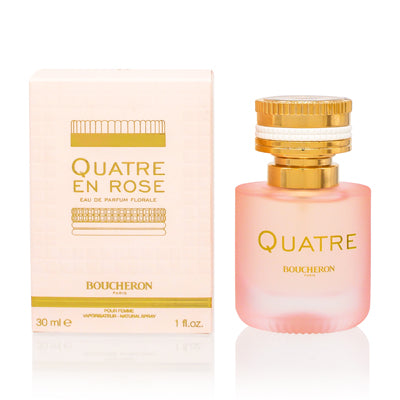 Quatre En Rose by Boucheron Edp Spray For Women