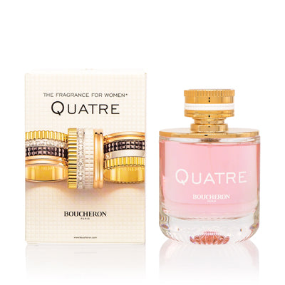 Quatre by Boucheron Edp Spray For Women