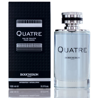 Quatre by Boucheron Edt Spray For Men