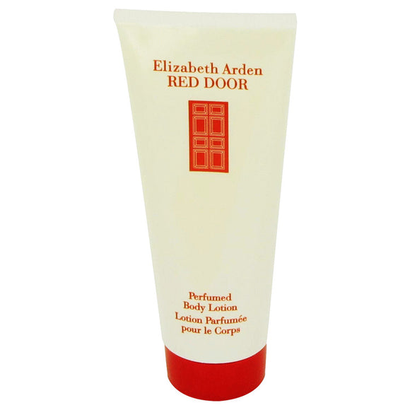 Red Door Body Lotion By Elizabeth Arden For Women