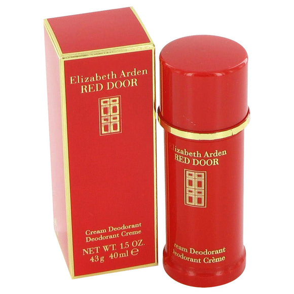 Red Door Deodorant Cream By Elizabeth Arden For Women