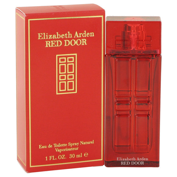 Red Door Eau De Toilette Spray By Elizabeth Arden For Women