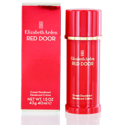 Red Door Elizabeth Arden Deodorant Cream 1.5  oz (40  ml) For Women .
