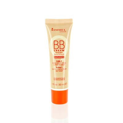 Rimmel London Radiance Bb Cream Super Makeup (Light) 1.0 oz