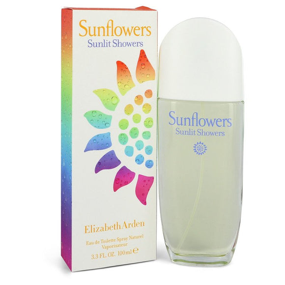 Sunflowers Sunlit Showers Eau De Toilette Spray By Elizabeth Arden For Women