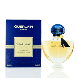 Buy online Shalimar by Guerlain Edt Spray For Women at diariesofparis.com