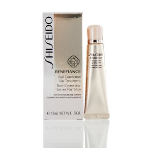 Shiseido Benefiance Full Correction Lip Balm Treatment 0.5  oz (15  ml).