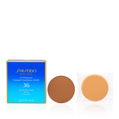 Shiseido 36 Uv Protective Compact Foundation Refill (SP60 Medium Beige) 0.42 oz