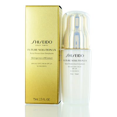 Shiseido Future Solution Lx Total Protective Emulsion Spf 20 2.5 Oz (125 Ml)