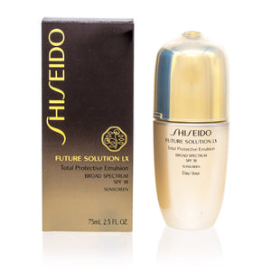 Shiseido Future Solution Lx Spf 18 Total Protection Emulsion 2.5 oz (125 ml)