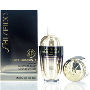 Shiseido Future Solution Lx Ultimate Regenerating Serum 1.0  oz (30  ml).