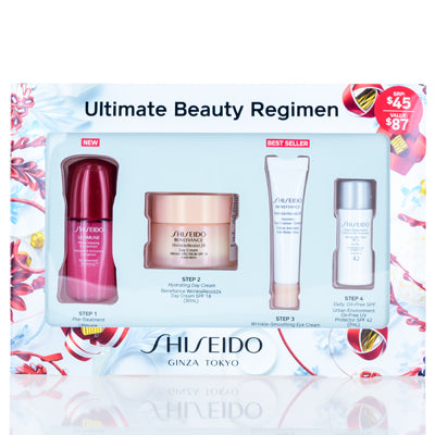 Shiseido Ultimate Beauty Regimen Set