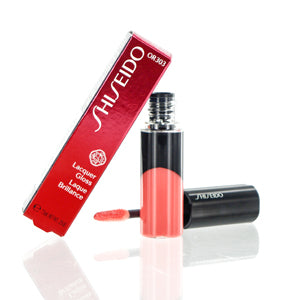 Shiseido Lacquer Gloss Lip Gloss (Or303) 0.25 Oz (7.5 Ml)