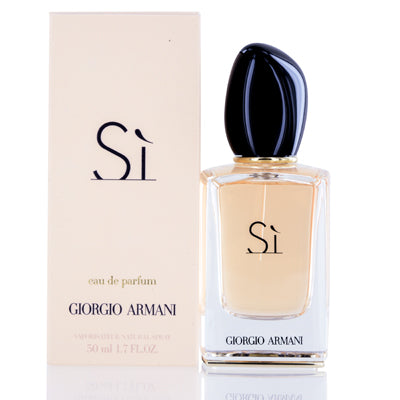 Si by Giorgio Armani Edp Spray For Women