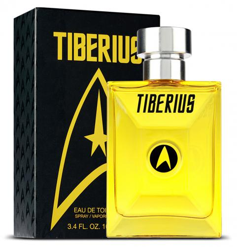 Tiberius by Star Trek  Edt Spray For Men