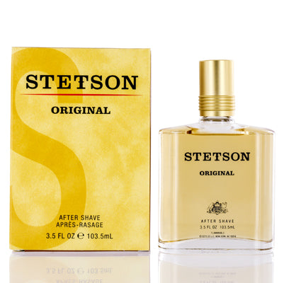 Stetson Men by Stetson After Shave 3.5  oz (100  ml) For Men