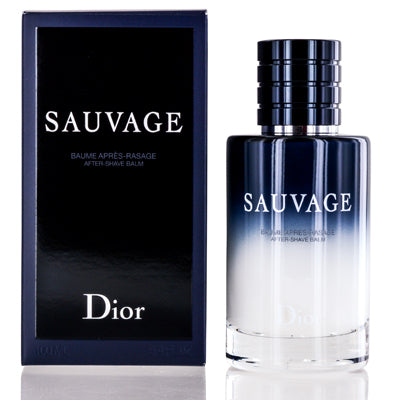 Sauvage Ch.Dior After Shave Balm 3.4 Oz (100 Ml)  For Men