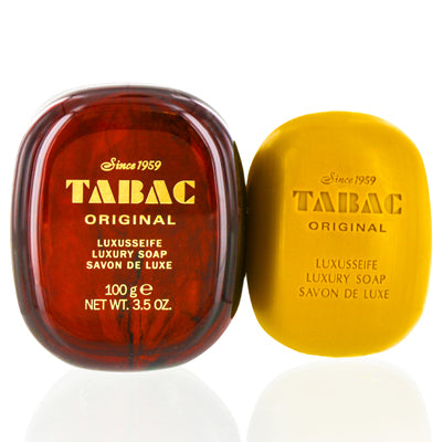 Tabac Original Wirtz Soap 3.5  oz (100  ml) For Men.