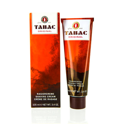 Tabac Original Wirtz Shaving Cream 3.4  oz For Men.