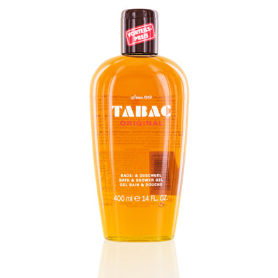 Tabac Original Wirtz Bath & Shower Gel 14.0  oz (400  ml) For Men.