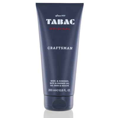 Tabac Original Craftsman Wirtz Bath & Shower Gel 6.8  oz (200  ml) For Men.