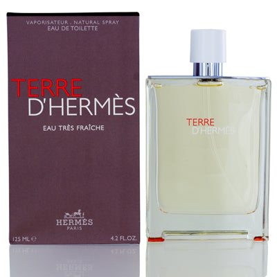 Terre D'Hermes by Hermes Edt Eau Tres Fraiche Spray For Men