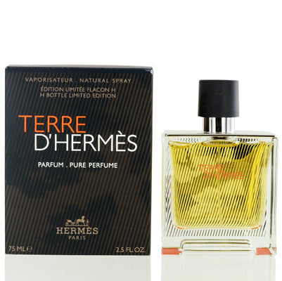 Terre D'Hermes by Hermes Perfume Pure Spray Limited Edition For Men