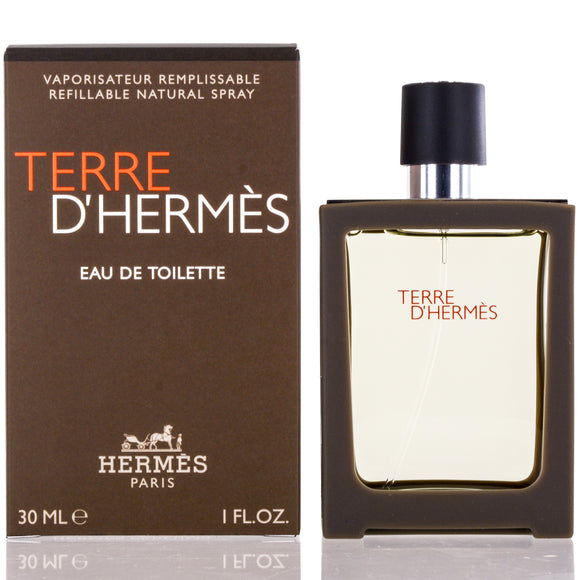 Terre D'Hermes by Hermes Edt Spray Refillable For Men