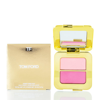Tom Ford Sheer Cheek Duo Blush Highlight Lavender Lure 0.15 oz (4.4 ml)