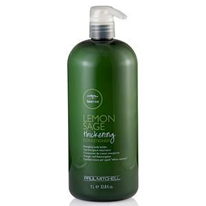 Tea Tree Lemon Sage by Paul Mitchell Thickening Conditioner 33.8  oz (1015  ml)