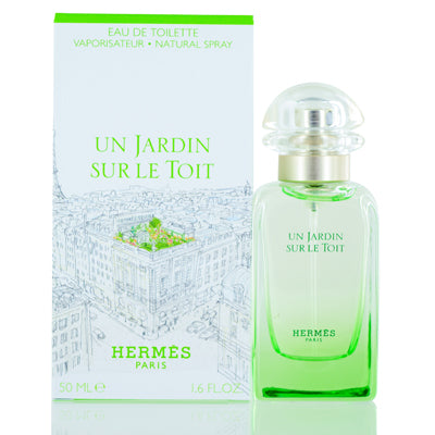 Shop for authentic Un Jardin Sur Le Toit Hermes Edt Spray 1.7 Oz (Unisex) For Men and For Women at Diaries of Paris