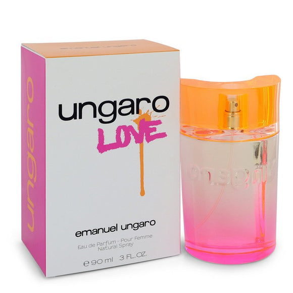 Ungaro Love Eau De Parfum Spray By Ungaro For Women