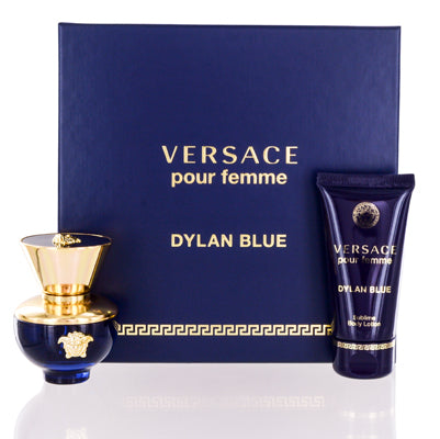 Versace Dylan Blue by Versace Set For Women