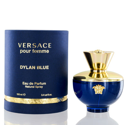 Versace Dylan Blue by Versace Edp Spray For Women