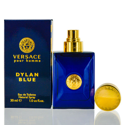 Versace Dylan Blue by Versace Edt Spray For Men