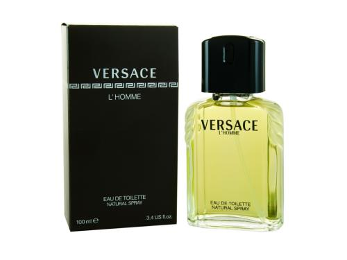 Versace L'Homme by Versace Edt Spray For Men