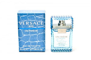 Versace Eau Fraiche by Versace Edt Spray For Men
